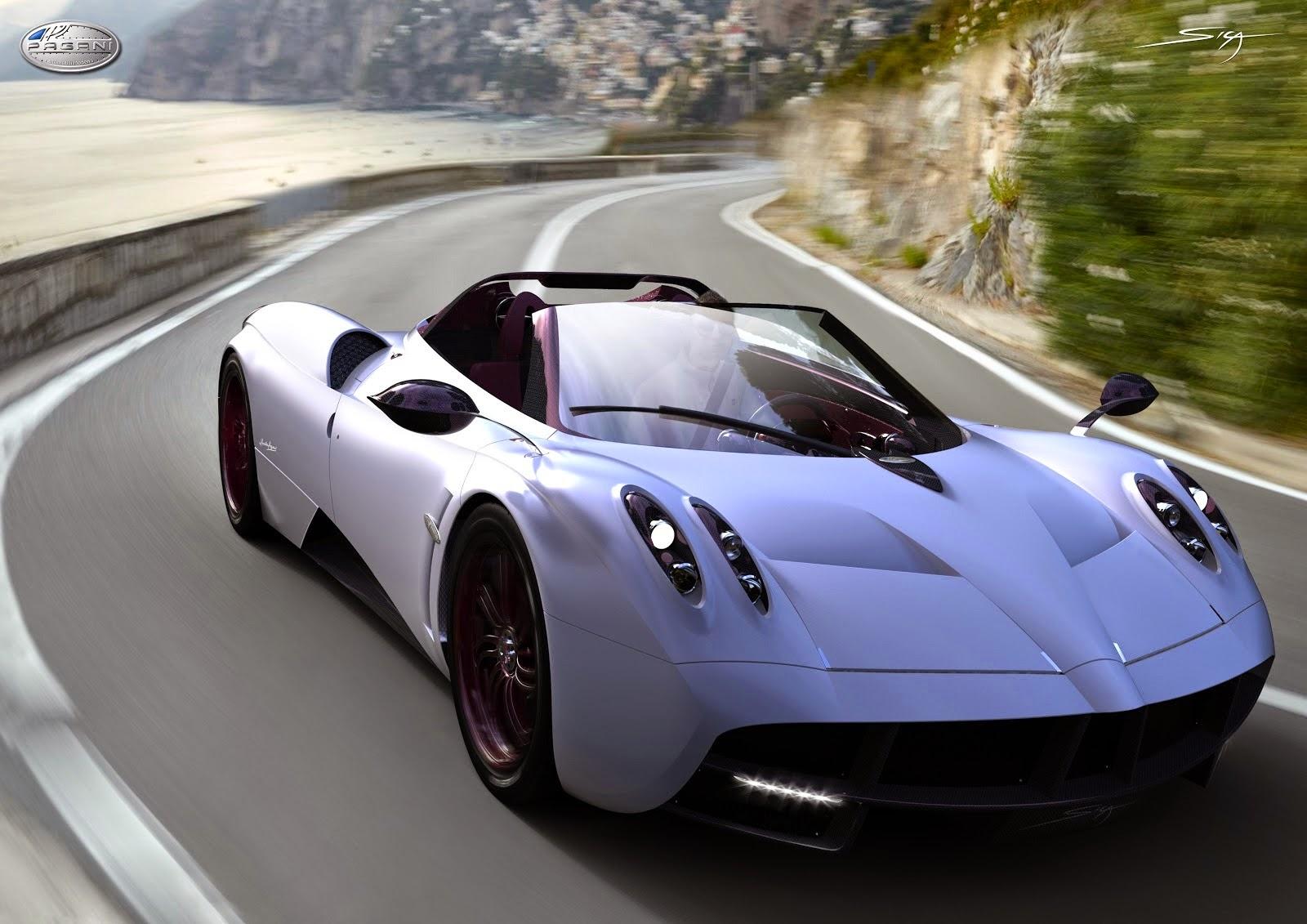 Pagani Huayra Roadster Slated To Debut Early 2016 At Geneva Motor Show Carscoops